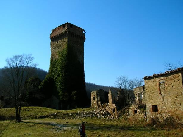 Trekking Castel Rigone – Torre Fiume