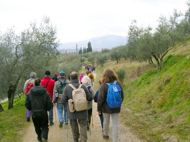 Trekking Missiano – Petrarvella – Panicale