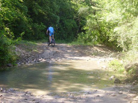 Viaggi in bici: I sette guadi