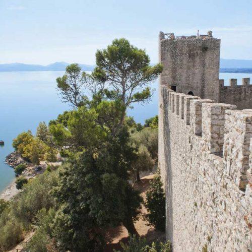 Rocca Medievale castiglione del lago - comuni del trasimeno