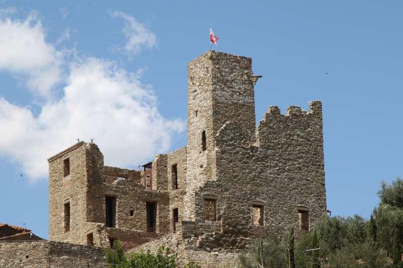 Rocca di Passignano sul trasimeno - cosa vedere a Passignano