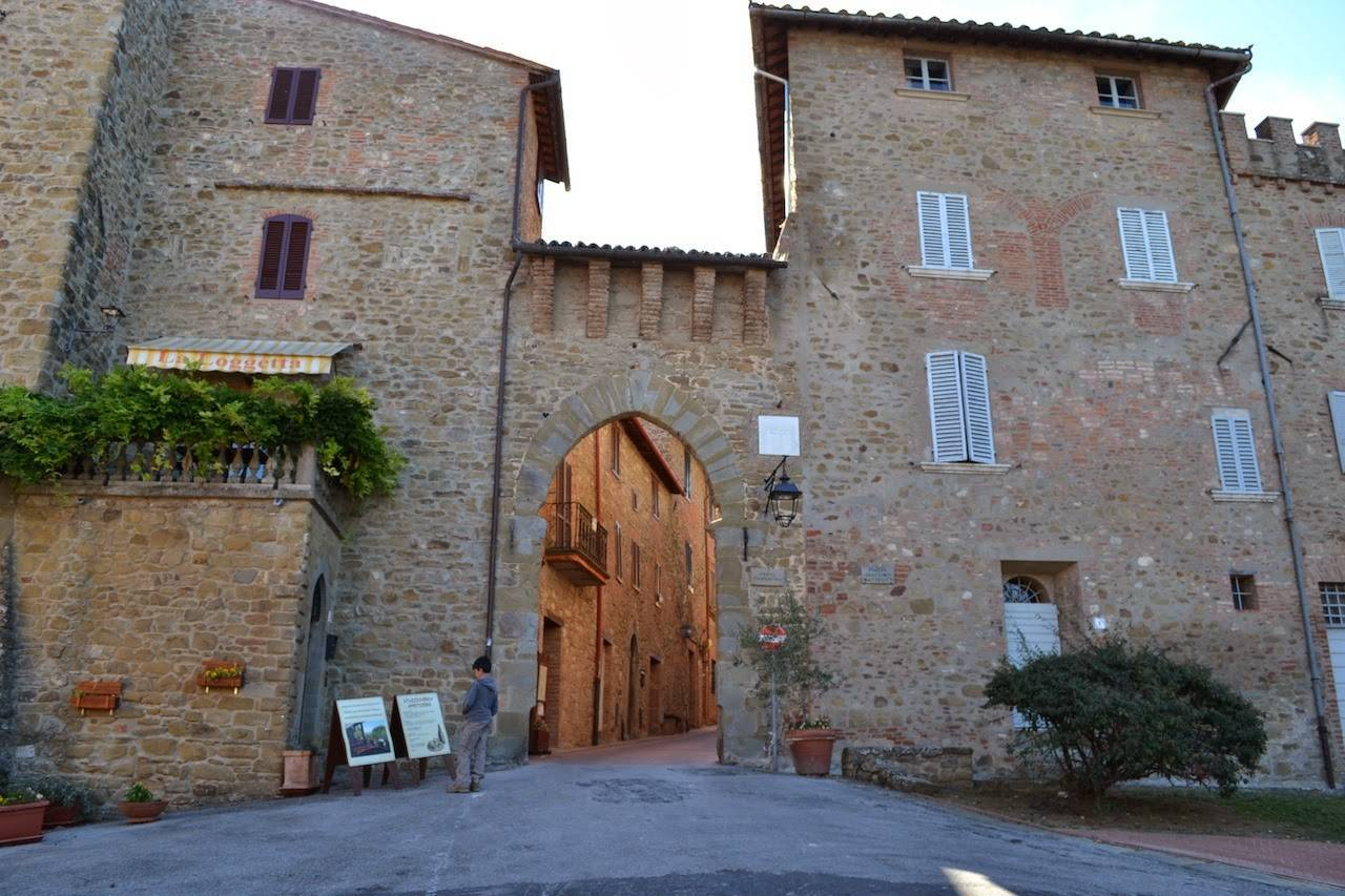 Itinerari in bici: Tavernelle – Paciano – Panicale