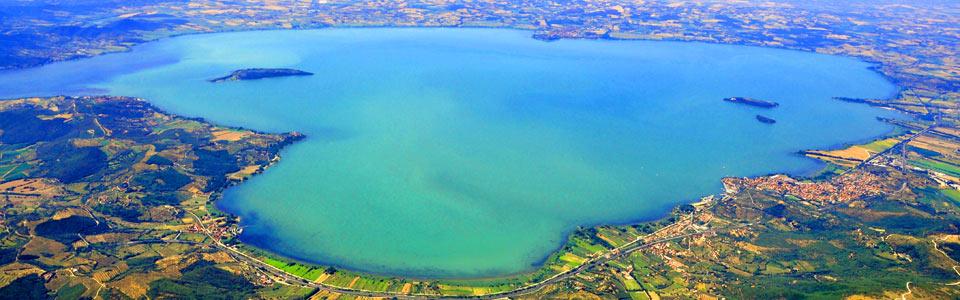 Andare in Agriturismo Lago Trasimeno