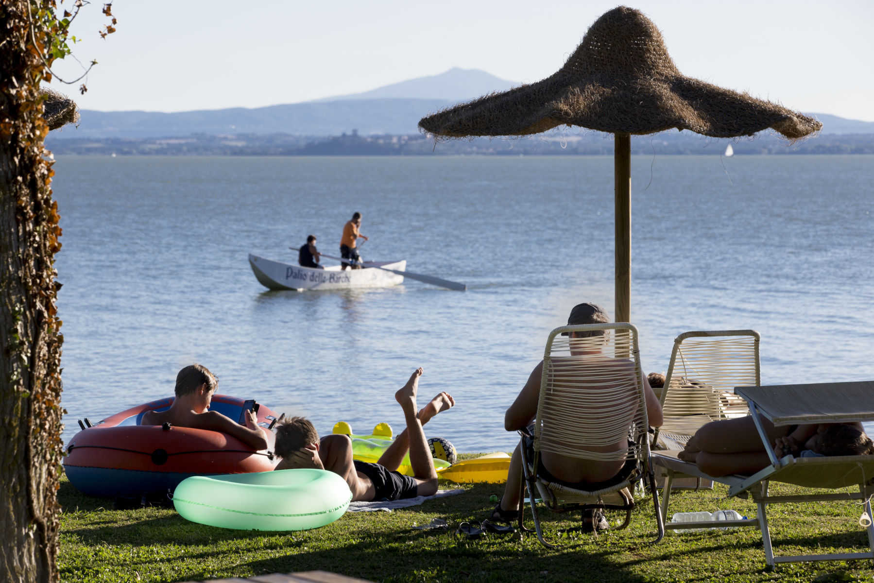 Campeggi lago Trasimeno