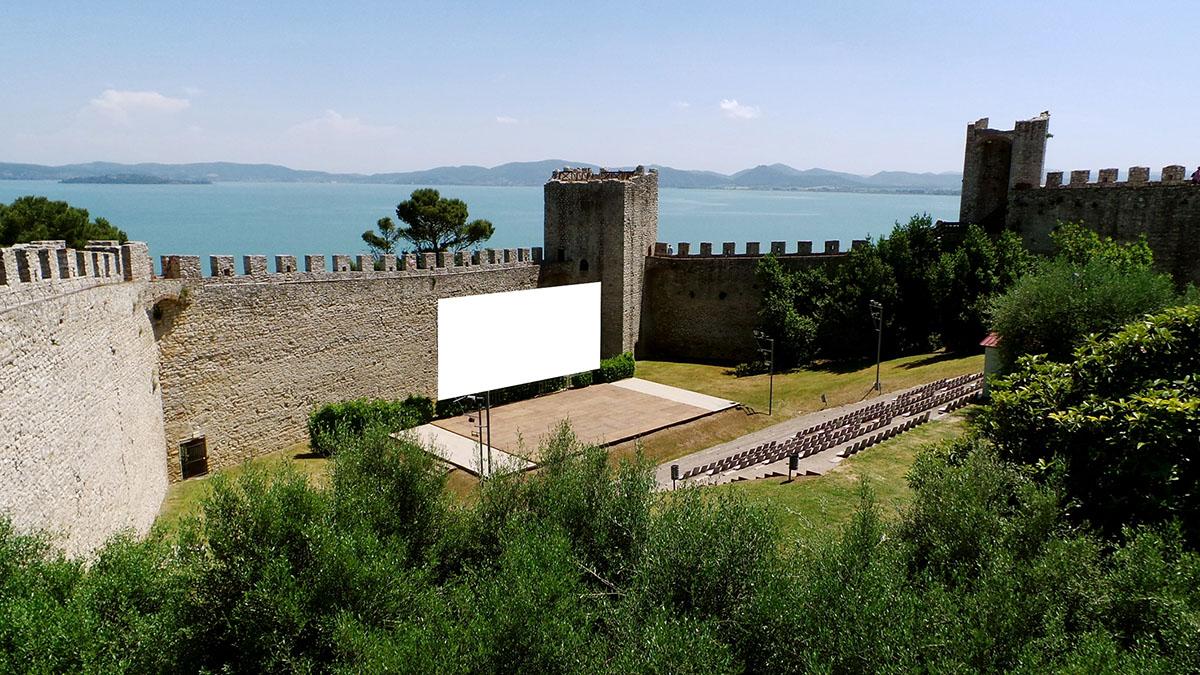 Roccacinema 2017 – Film In English – Castiglione del lago