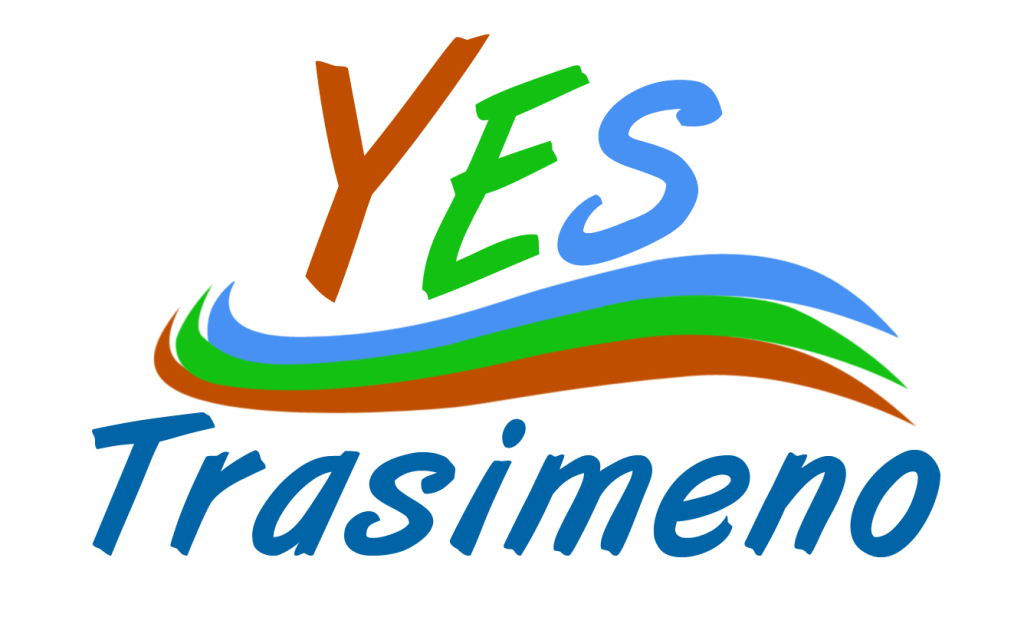 Yes Trasimeno Logo SCELTO
