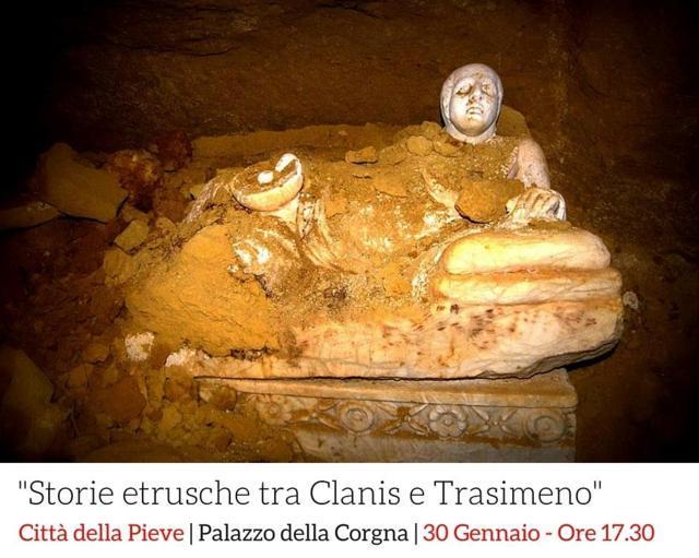 Storie etrusche tra Clanis e Trasimeno LQ
