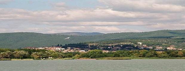 Turismo, boom di visitatori al lago Trasimeno per Pasqua