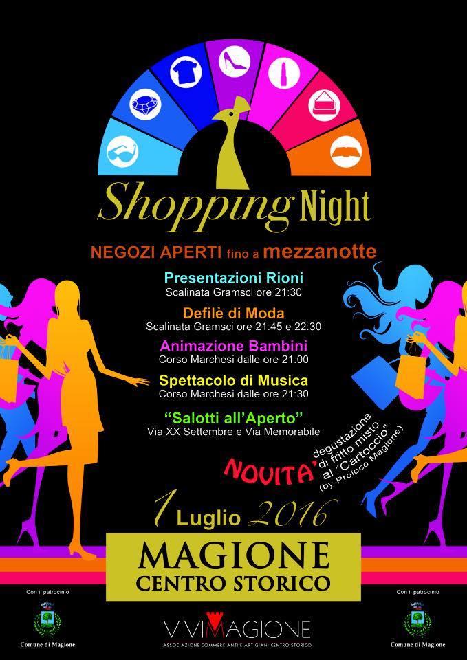 Shopping night Magione