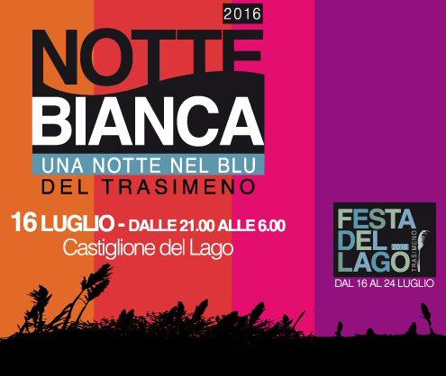 Notte Bianca Castiglione del Lago