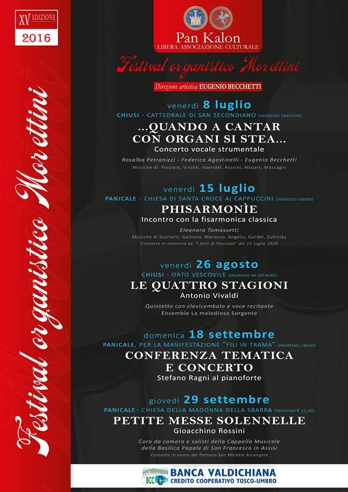 programma Morettini
