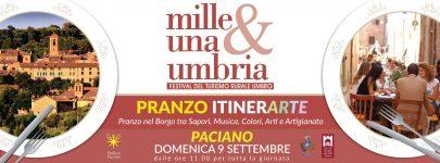 Mille & una Umbria 2018