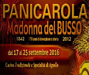Festa Madonna del busso 2016