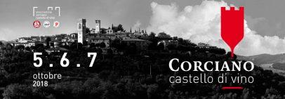 Corciano Castello di vino 2018