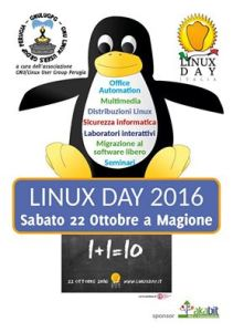 linux day magione 2016
