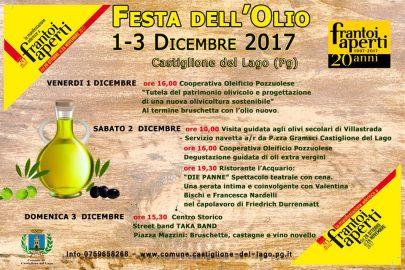 Festa dell'olio Castiglione del lago