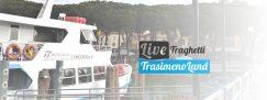 Orario traghetti Isola Maggiore e Polvese 2019