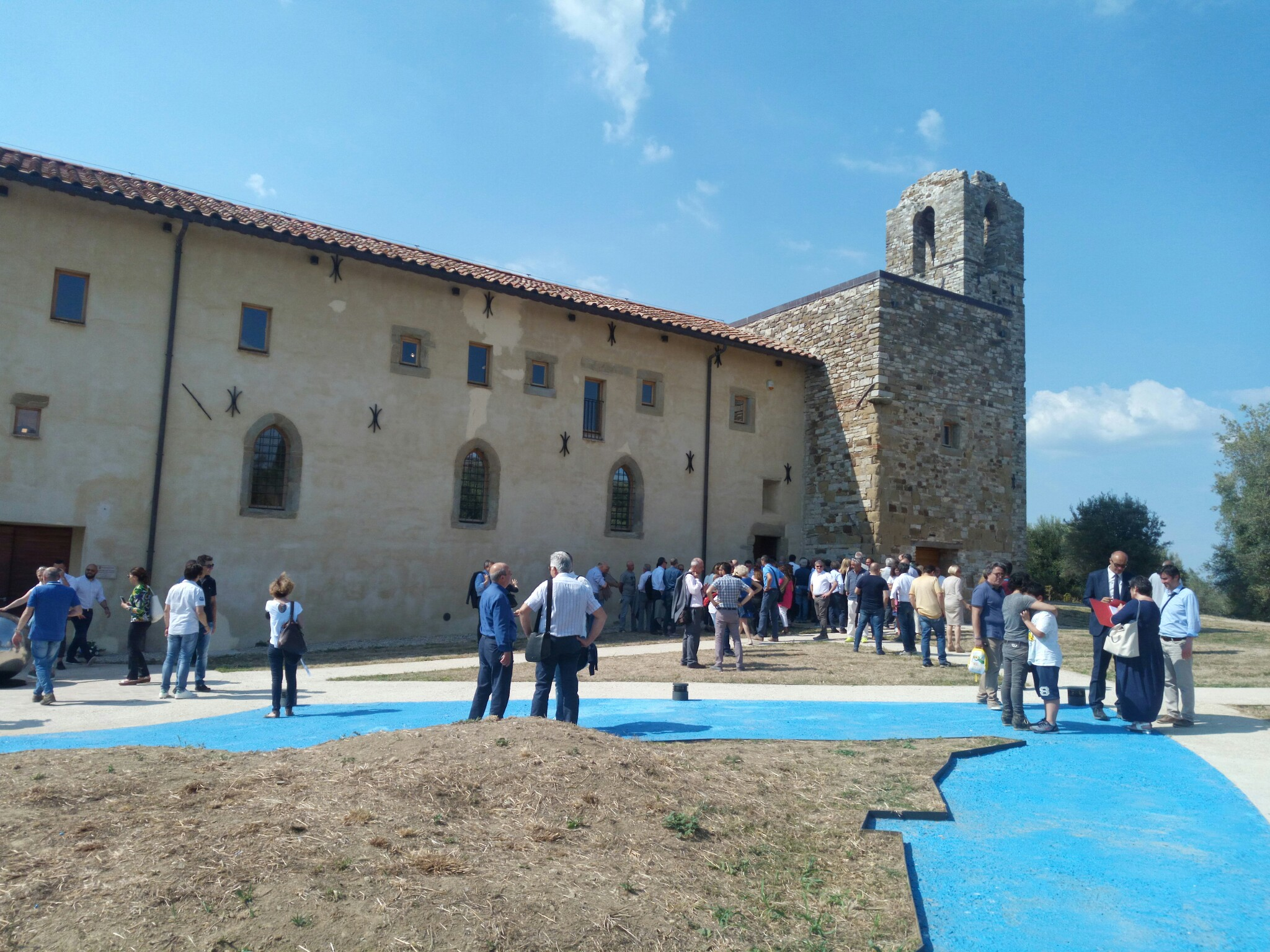 convento olivetani isola polvese lago trasimeno