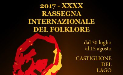 XXXX RASSEGNA INTERNAZIONALE DEL FOLKLORE 2017