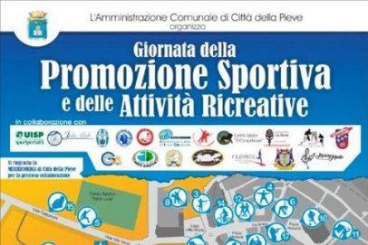 Giornata della Promozione Sportiva e delle Attività ricreative