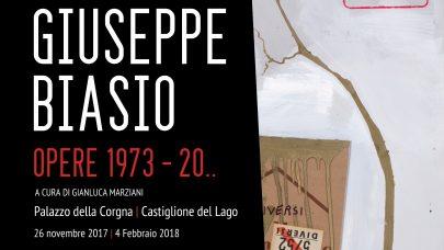 Mostra Giuseppe Biasio