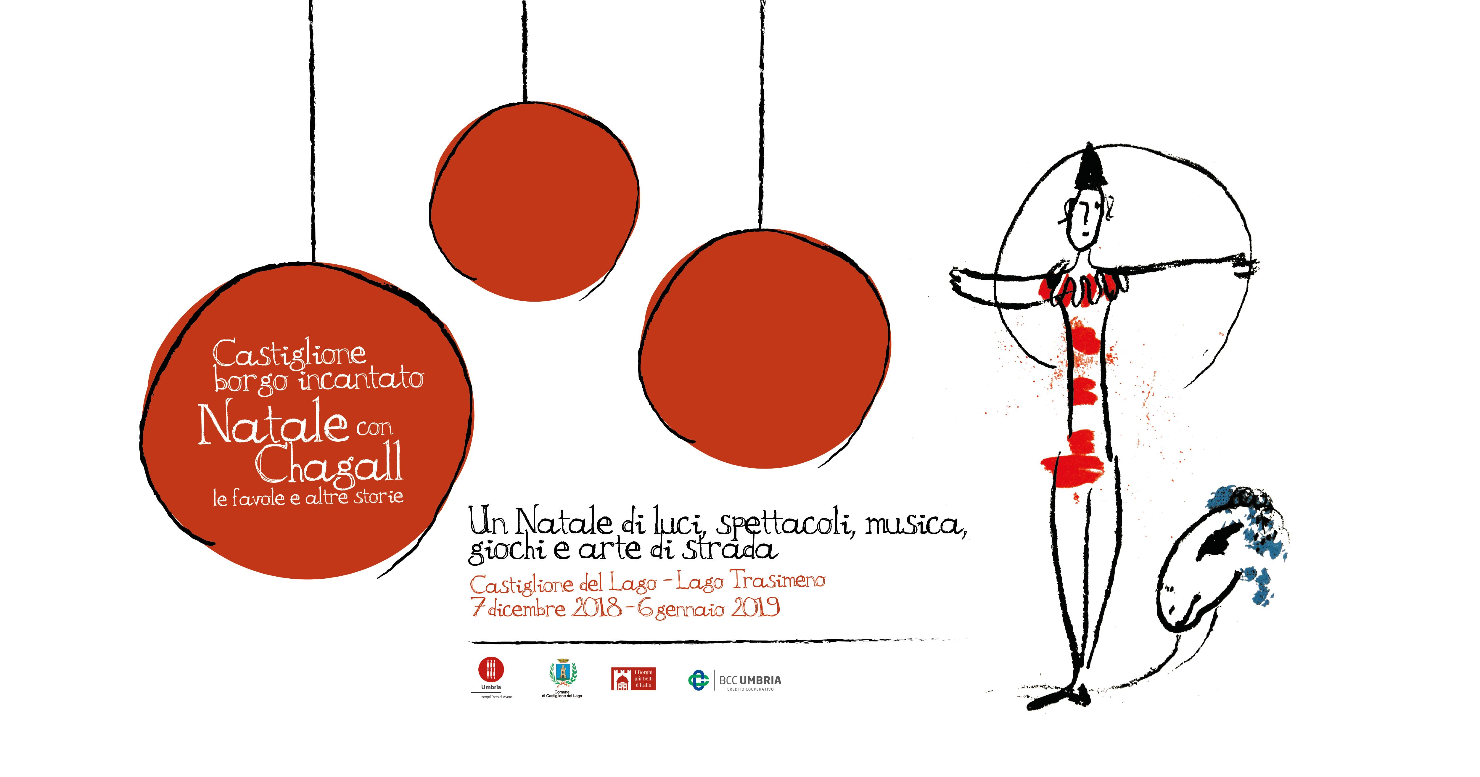 Biscotti Di Natale Umbria.Natale A Castiglione Del Lago Trasimenoland