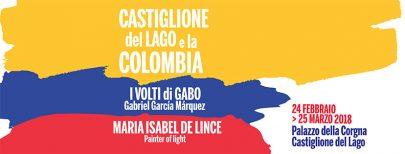 Castiglione del Lago e la Colombia