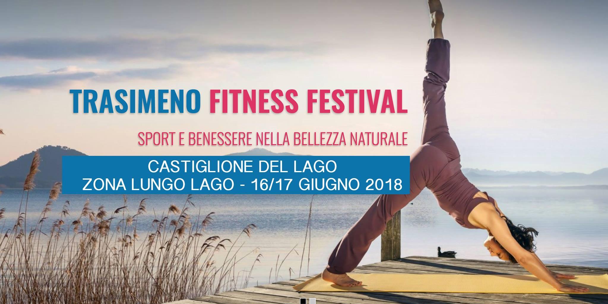 Trasimeno Fitness Festival Castiglione del lago Umbria Perugia
