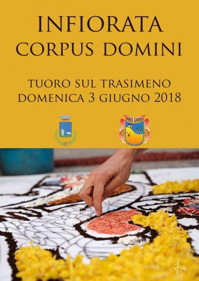 Infiorata del Corpus Domini Tuoro sul Trasimeno