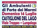 Gli Ambulanti Forte dei Marmi – 14 Luglio 2019 – Castiglione del lago