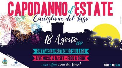 Capodanno D'Estate a Castiglione Del Lago
