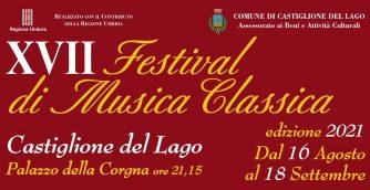 XVII Festival di Musica Classica 2021