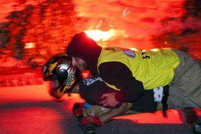 Adrenalina allo stato puro con la Corsa dei carretti a Paciano.Nella sera del 14 agosto la 43° edizione della tradizionale corsa