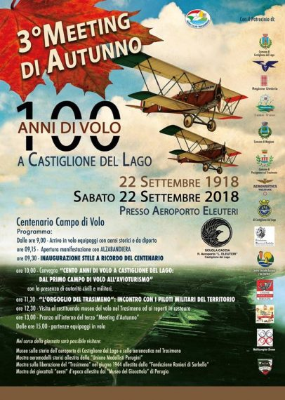 Meeting d'autunno