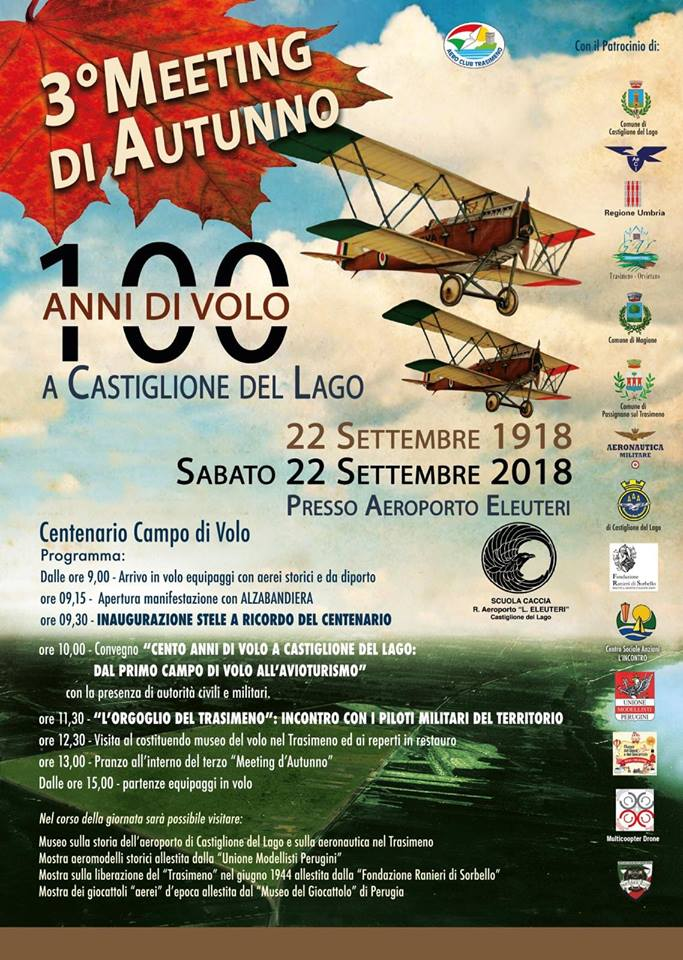 Meeting Autunno 2018