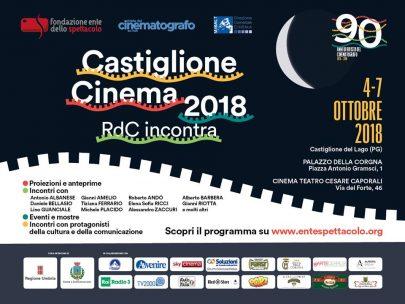 Castiglione Cinema 2018 – RdC Incontra