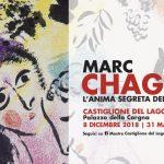 Chagall Castiglione del Lago palazzo della corgna