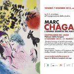 invito Chagall Castiglione del Lago palazzo della corgna