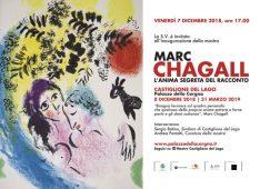 "Inaugurala grande mostra ""Marc Chagall"""