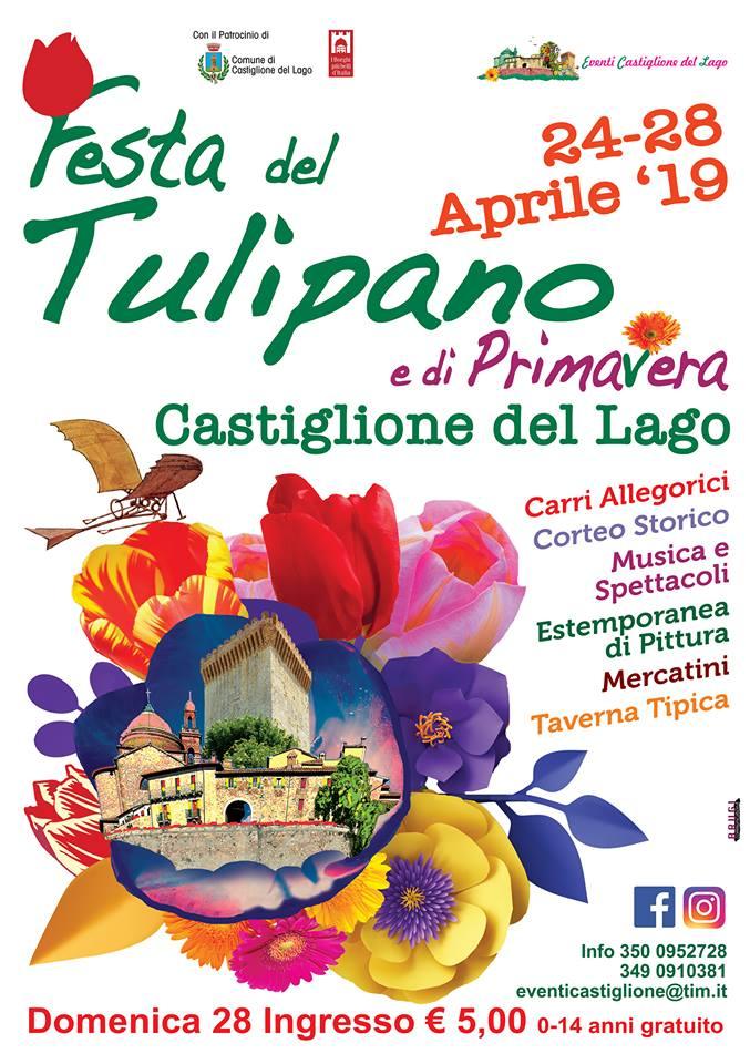 festa del tulipano 2019
