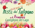 Festa del Tulipano e di Primavera – Castiglione del lago