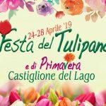 festa del tulipano e di primavera castiglione del lago 2019
