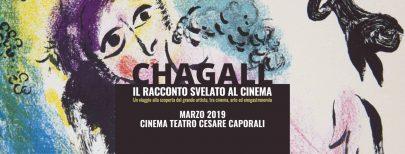 CHAGALL – Il racconto svelato al cinema