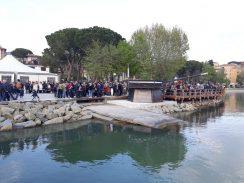 Passignano: Grande partecipazione alla inaugurazione della passeggiata e del Parco del Pidocchietto