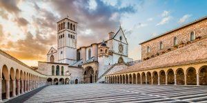 vacanze in Umbria - basilica San Francesco d'Assisi