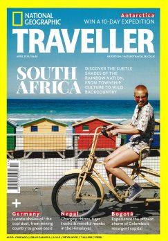 """Il Trasimeno su """"Traveller"""" del National Geographic"""