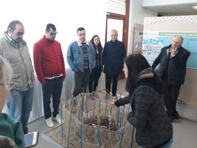 Il Museo del Pesca accoglie i pazienti del Csm