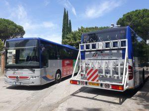 muoversi in autobus al lago trasimeno