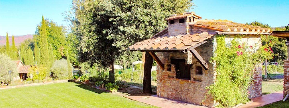 appartamenti agriturismo vacanza città della pieve Antico Podere Siliano (12)
