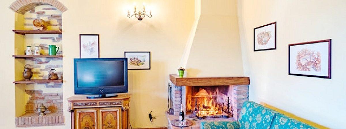 appartamenti agriturismo vacanza città della pieve Antico Podere Siliano (17)